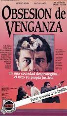 Obsesión de Venganza - Poster / Capa / Cartaz - Oficial 1