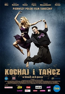 Love and Dance - Poster / Capa / Cartaz - Oficial 1
