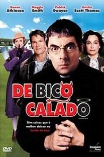 De Bico Calado - Poster / Capa / Cartaz - Oficial 1
