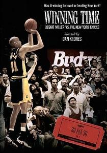 Winning Time: Reggie Miller vs. The New York Knicks - Poster / Capa / Cartaz - Oficial 1