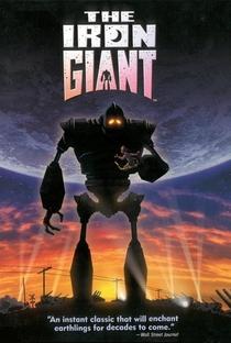 O Gigante de Ferro - Poster / Capa / Cartaz - Oficial 5