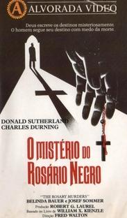 O Mistério do Rosário Negro - Poster / Capa / Cartaz - Oficial 2
