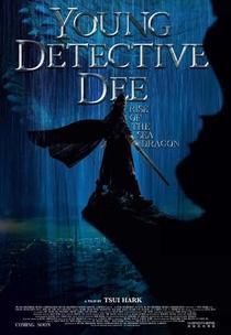 Jovem Detetive Dee: Ascensão do Dragão do Mar - Poster / Capa / Cartaz - Oficial 4