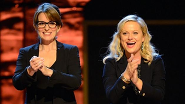 Amy Poehler e Tina Fey juntas em The Nest