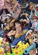 One Piece: Saga 11 - Dressrosa (One Piece Season 11)