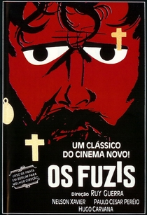 Os Fuzis - Poster / Capa / Cartaz - Oficial 1
