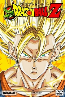 Dragon Ball Z (9ª Temporada) - Poster / Capa / Cartaz - Oficial 10