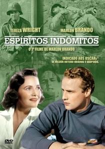 Espíritos Indômitos - Poster / Capa / Cartaz - Oficial 5