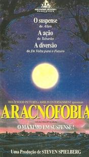 Aracnofobia - Poster / Capa / Cartaz - Oficial 4