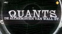 Quants: Os Alquimistas de Wall Street - Poster / Capa / Cartaz - Oficial 1