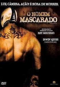 O Homem Mascarado - Poster / Capa / Cartaz - Oficial 2