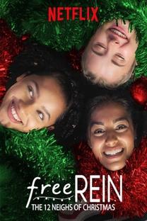 Zoe e Raven: Os doze presentes de Natal - Poster / Capa / Cartaz - Oficial 1