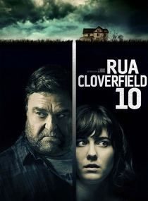 Rua Cloverfield, 10 - Poster / Capa / Cartaz - Oficial 8