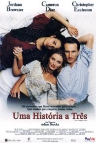Uma História a Três - Poster / Capa / Cartaz - Oficial 2