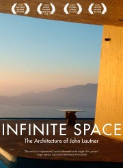 Infinite Space: The Architecture of John Lautner - Poster / Capa / Cartaz - Oficial 1