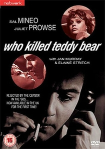 Who Killed Teddy Bear - Poster / Capa / Cartaz - Oficial 3