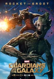 Guardiões da Galáxia - Poster / Capa / Cartaz - Oficial 7