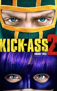 Kick-Ass 2 - Poster / Capa / Cartaz - Oficial 2