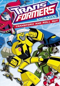 Transformers: Animated - Poster / Capa / Cartaz - Oficial 1