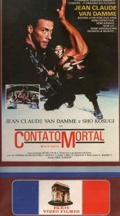 Contato Mortal - Poster / Capa / Cartaz - Oficial 2