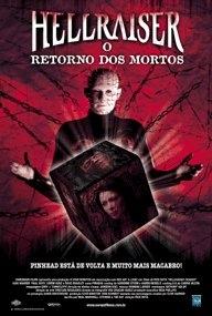 Hellraiser - O Retorno dos Mortos - Poster / Capa / Cartaz - Oficial 4