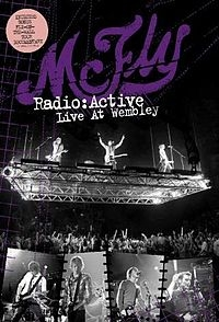McFly - Radio:Active Live at Wembley - Poster / Capa / Cartaz - Oficial 1