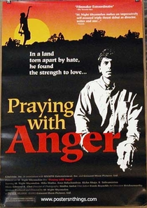 Praying with Anger - Poster / Capa / Cartaz - Oficial 2