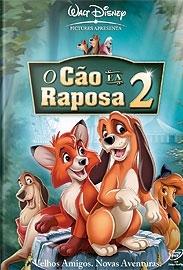 O Cão e a Raposa 2 - Poster / Capa / Cartaz - Oficial 2