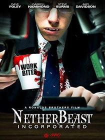 Netherbeast Incorporated - Poster / Capa / Cartaz - Oficial 4