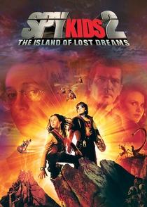 Pequenos Espiões 2: A Ilha dos Sonhos Perdidos - Poster / Capa / Cartaz - Oficial 2