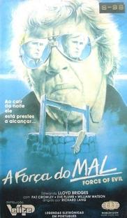 A Força do Mal - Poster / Capa / Cartaz - Oficial 3