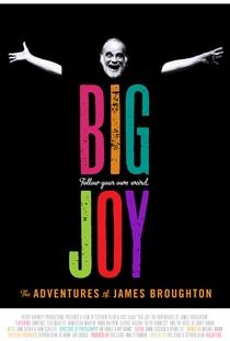 Big joy - The adventures of James Broughton - Poster / Capa / Cartaz - Oficial 1
