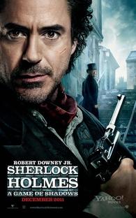 Sherlock Holmes: O Jogo de Sombras - Poster / Capa / Cartaz - Oficial 3
