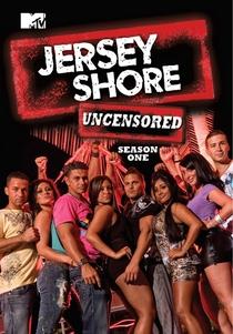 Jersey Shore (1ª Temporada) - Poster / Capa / Cartaz - Oficial 1