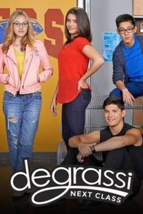 Degrassi: Next Class - (4ª Temporada) - Poster / Capa / Cartaz - Oficial 2