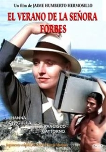 El verano de la señora Forbes - Poster / Capa / Cartaz - Oficial 1