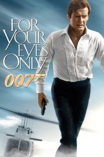 007 - Somente Para Seus Olhos - Poster / Capa / Cartaz - Oficial 13