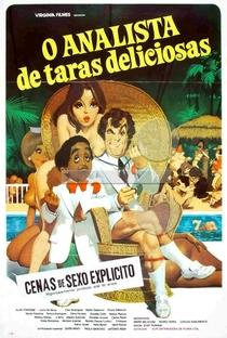 O Analista de Taras Deliciosas - Poster / Capa / Cartaz - Oficial 1