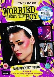 Boy George - A Vida É Meu Palco - Poster / Capa / Cartaz - Oficial 1