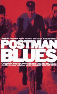 Postman Blues - Poster / Capa / Cartaz - Oficial 5