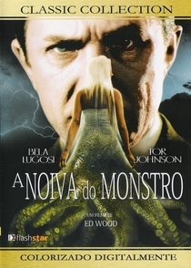 A Noiva do Monstro - Poster / Capa / Cartaz - Oficial 2