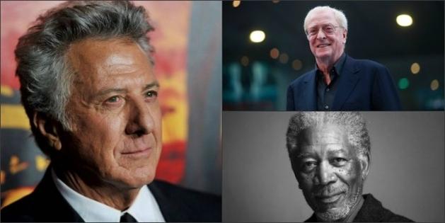 Remake pode reunir Morgan Freeman, Dustin Hoffman e Michael Caine   Cine Set