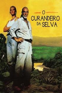 O Curandeiro da Selva - Poster / Capa / Cartaz - Oficial 3
