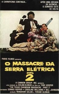 O Massacre da Serra Elétrica 2 - Poster / Capa / Cartaz - Oficial 9