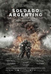 Soldado Argentino solo conocido por Dios - Poster / Capa / Cartaz - Oficial 2