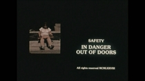 Safety: In Danger Out of Doors - Poster / Capa / Cartaz - Oficial 1