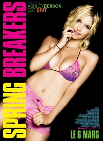Spring Breakers: Garotas Perigosas - Poster / Capa / Cartaz - Oficial 16