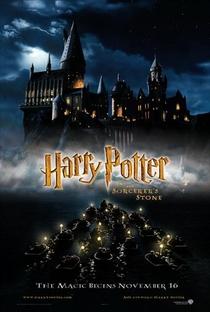 Harry Potter e a Pedra Filosofal - Poster / Capa / Cartaz - Oficial 3