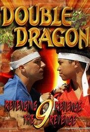 Double Dragon 9 - Revenging Revenge the Revenge - Poster / Capa / Cartaz - Oficial 1