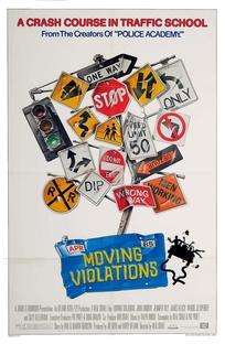 Um Trânsito Muito Louco - Poster / Capa / Cartaz - Oficial 3